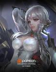 SinoAlice-Snowwhite Patreon Sneakpeek