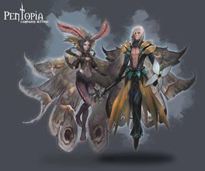 Moth Clan by CGlas