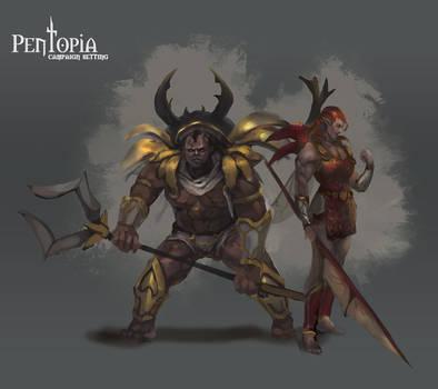 Scarab Clan by CGlas