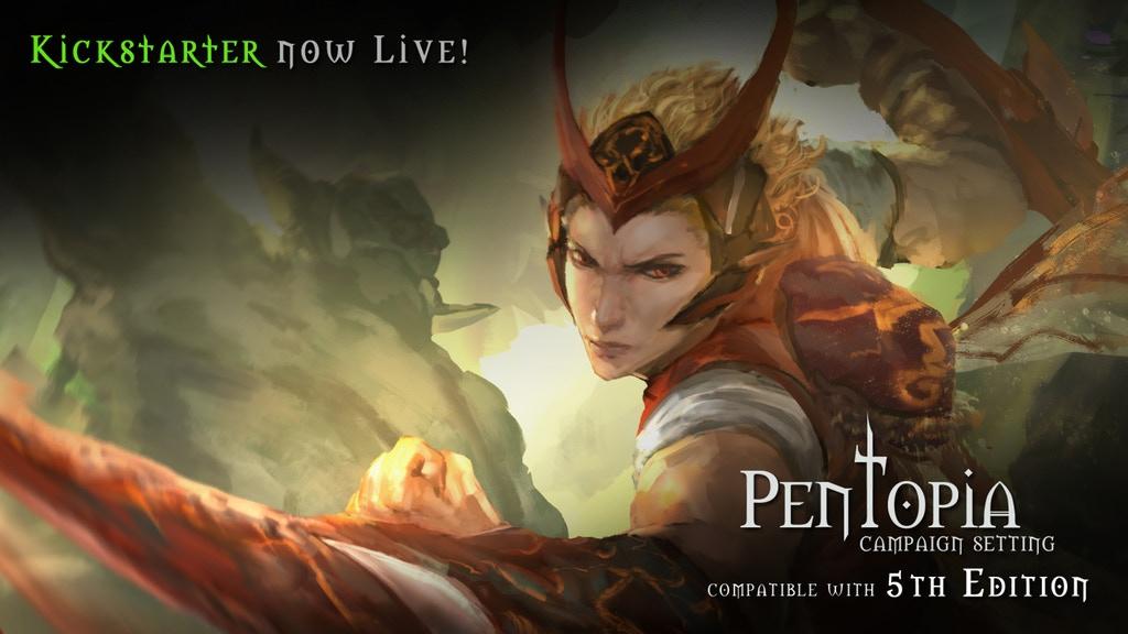 Kickstarter banner by CGlas
