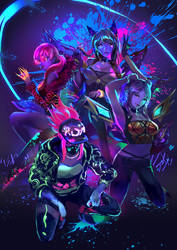 KDA by CGlas
