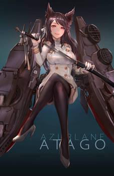 Azurlane atago