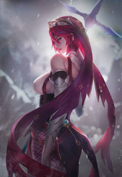 Genshin Impact-Rosaria