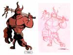Hellboy Collab
