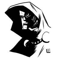Daily Sketch - Doom by ryancody