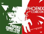 Phoenix Comic-Con 2012 Prints