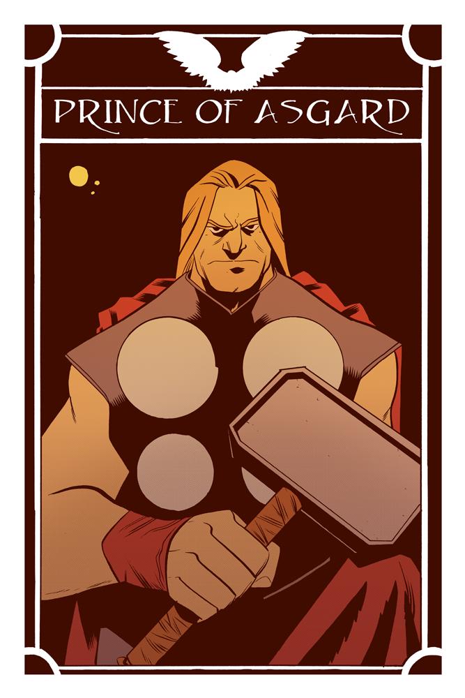 Prince of Asgard by ryancody