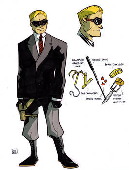 Doc Unknown Character Design