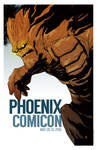 Phoenix Comicon 2015 print