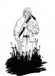 Bill Weasley by ryancody