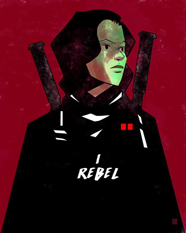 Rogue One by ryancody