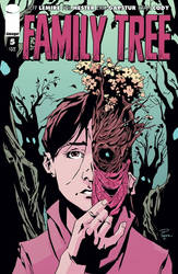 Family Tree #5 Cover Colors