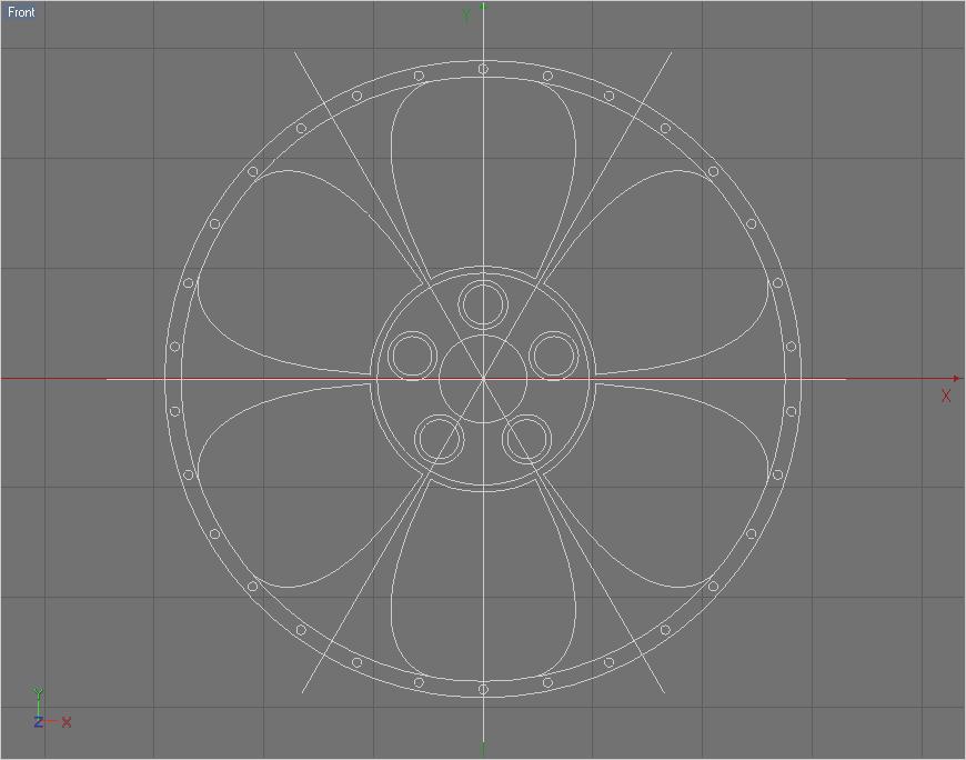 Custom Rim Blueprint By Txbadboy On Deviantart