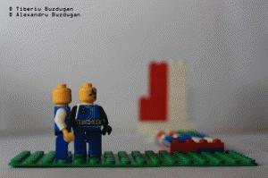 Lego Fight by QuiZ04291993