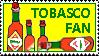 Tobasco stamp by BarkingCrayon