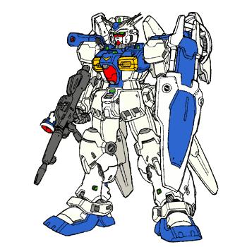 RX-78GP05N Gundam 'Nerine' by Positroneidon