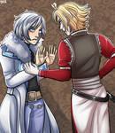 Castlevania: Leon and Soma