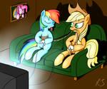 No Cheating - Ponies at Play