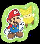 Mario and Oliva