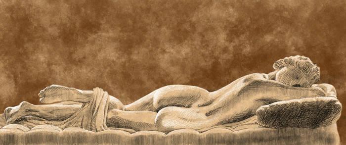 Borghese Hermaphroditus