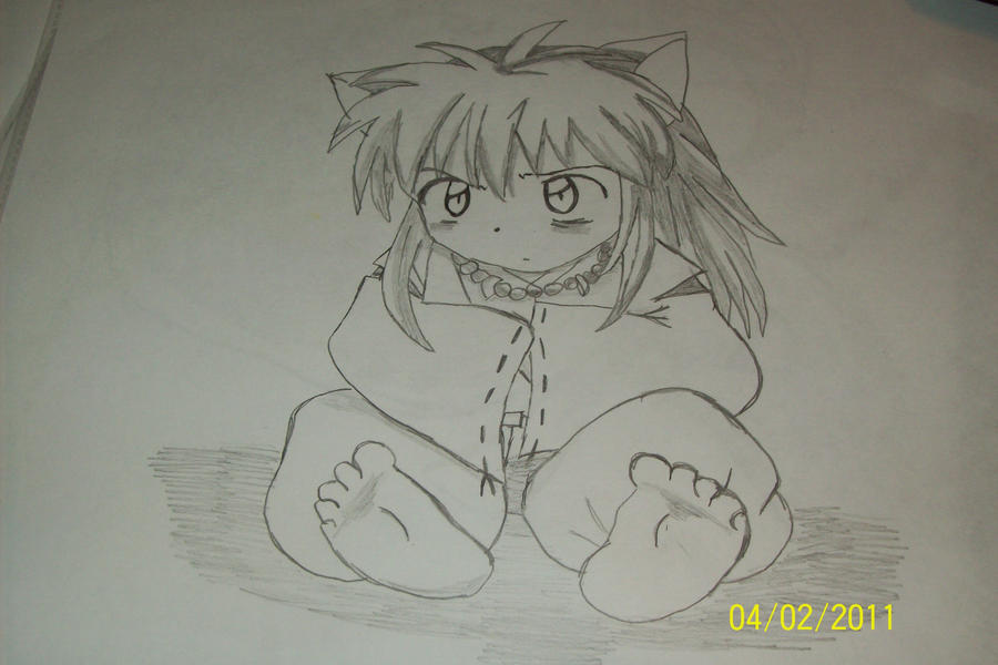 Chibi Inuyasha by Tonnie95