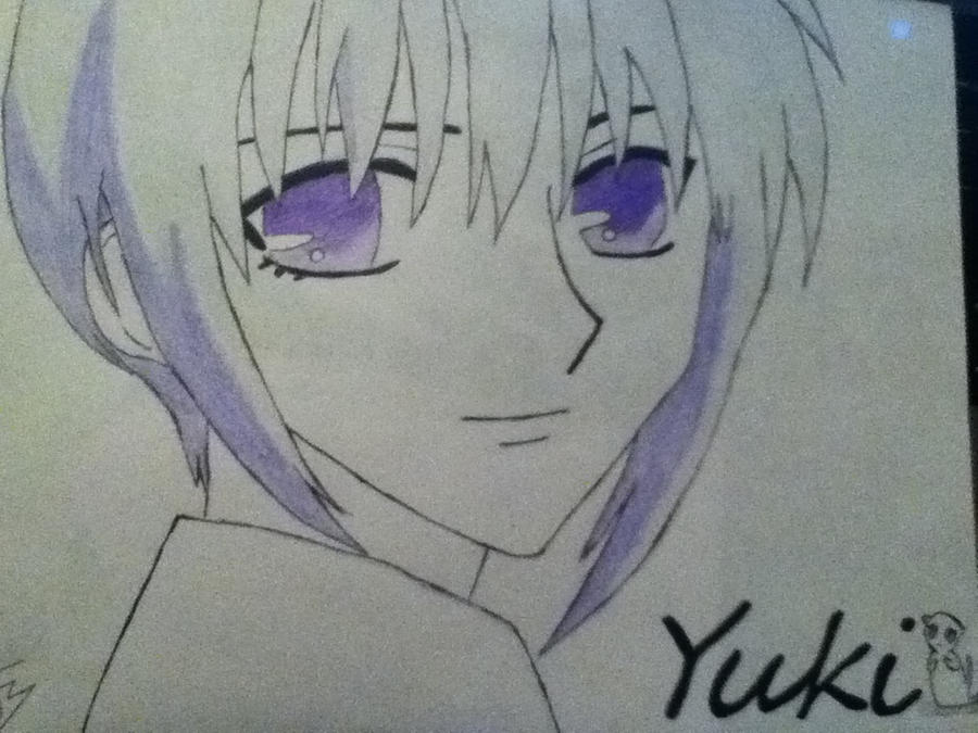 Yuki Sohma by Tonnie95