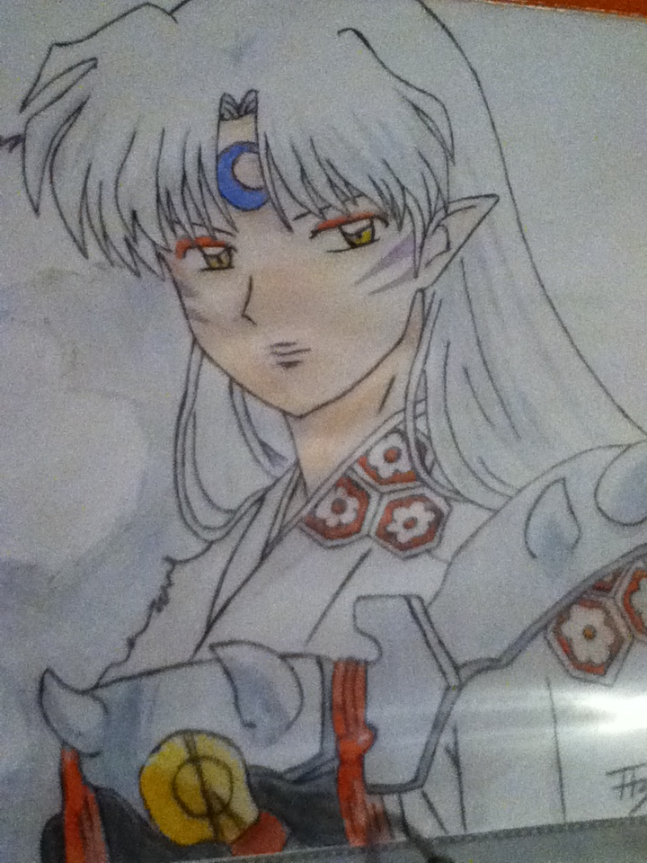 Sesshomaru by Tonnie95