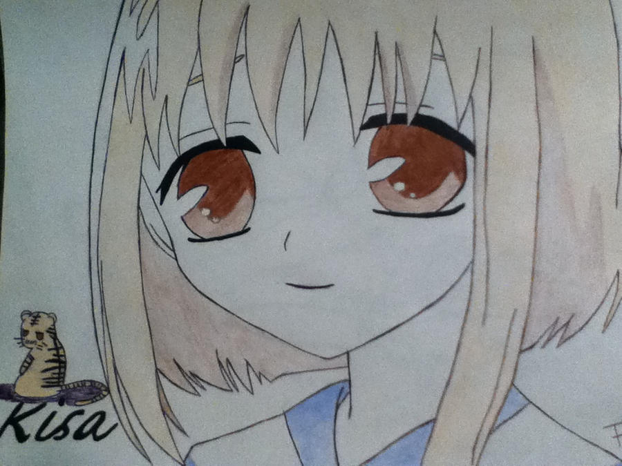 Kisa Sohma by Tonnie95