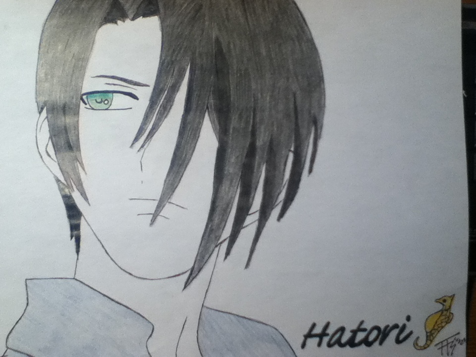 Hatori Sohma by Tonnie95