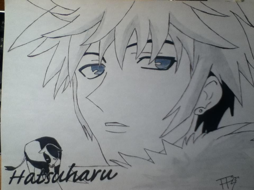 Hatsuharu Sohma by Tonnie95