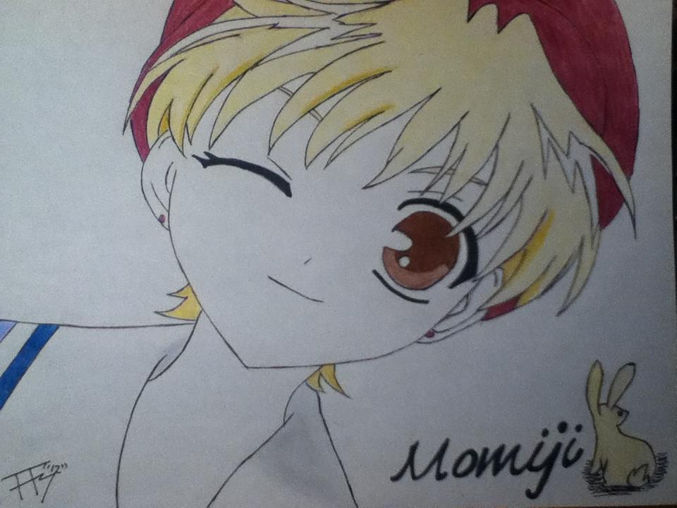Momiji Sohma by Tonnie95