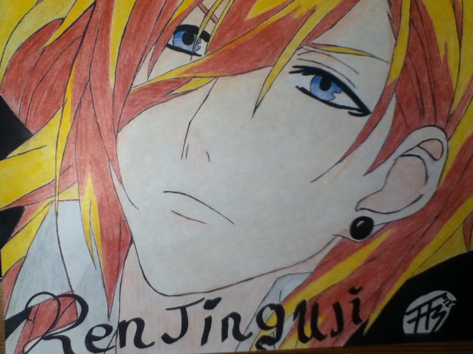 Ren Jinguji by Tonnie95