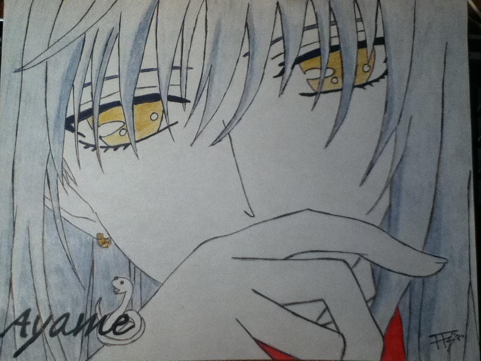 Ayame Sohma by Tonnie95