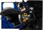 I'm Batman! by if-my-blood-was-ink