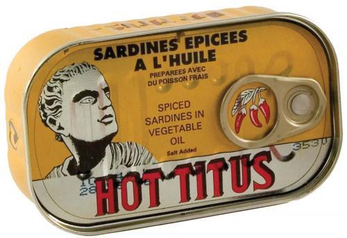 Hot titus by clarktendermint
