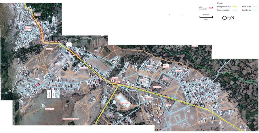 Debdou cartographie by clarktendermint