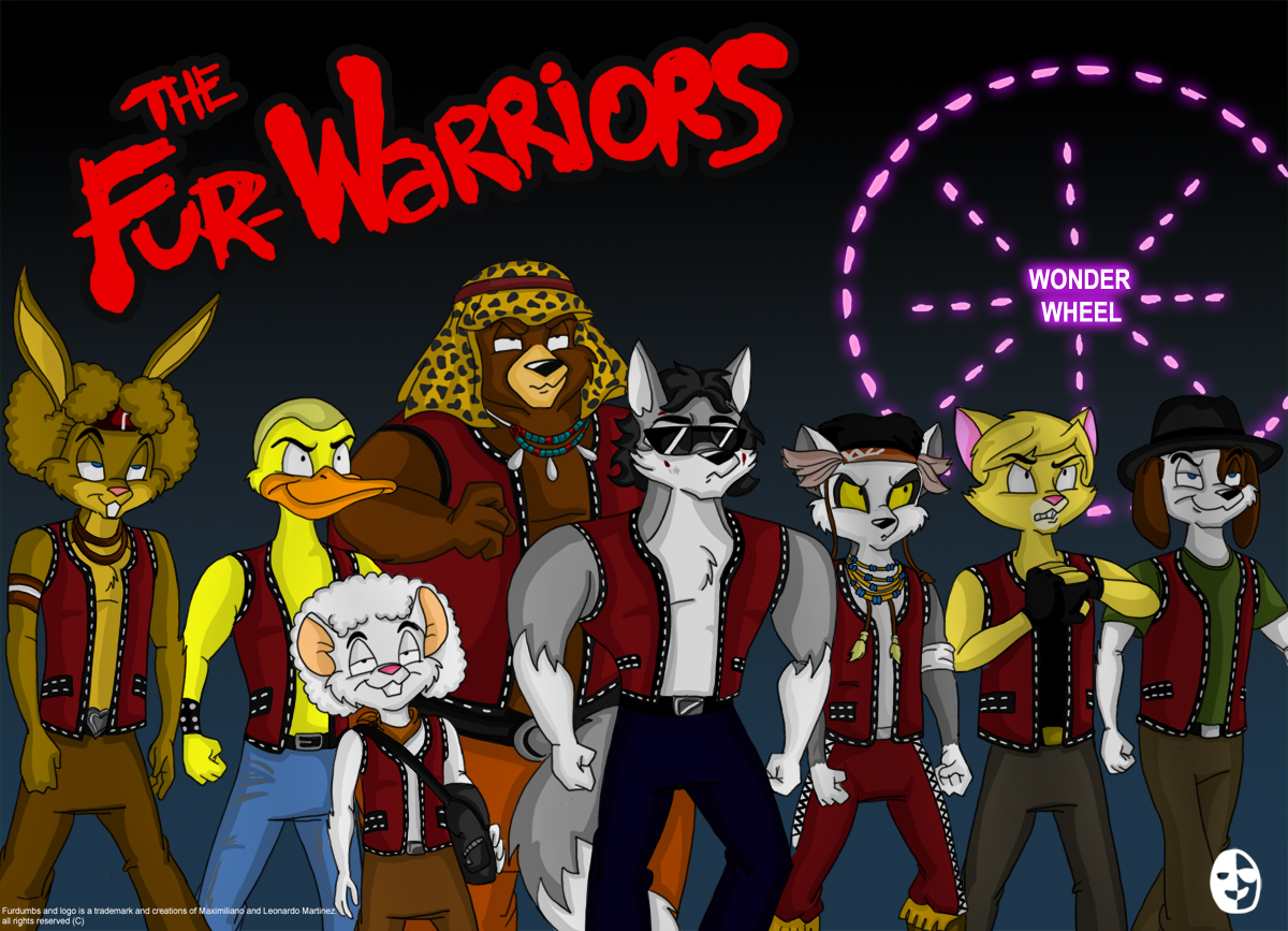 the warriors baseball furies wallpaper