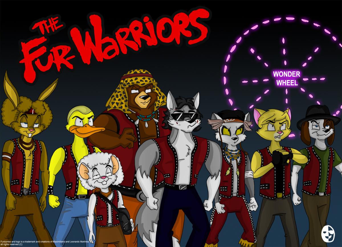 The Fur-warriors by XAMOEL on DeviantArt