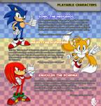 S Beyond Playable characters