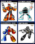 Megaman FAN Robot masters_1