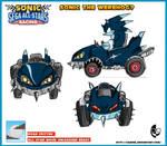 SSASR Characters Werehog