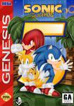 Sonic the hedgehog 5 Genesis