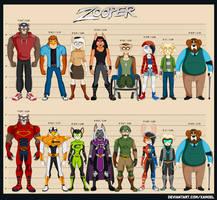 ZOOPER_ HEIGHT CHART