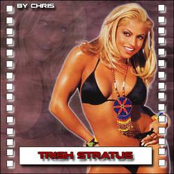 Trish Stratus Splash by Chris666