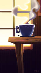 Coffee by Splendoodle