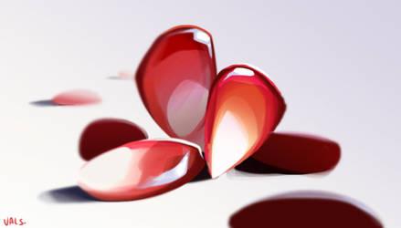 Pomegranate by Splendoodle