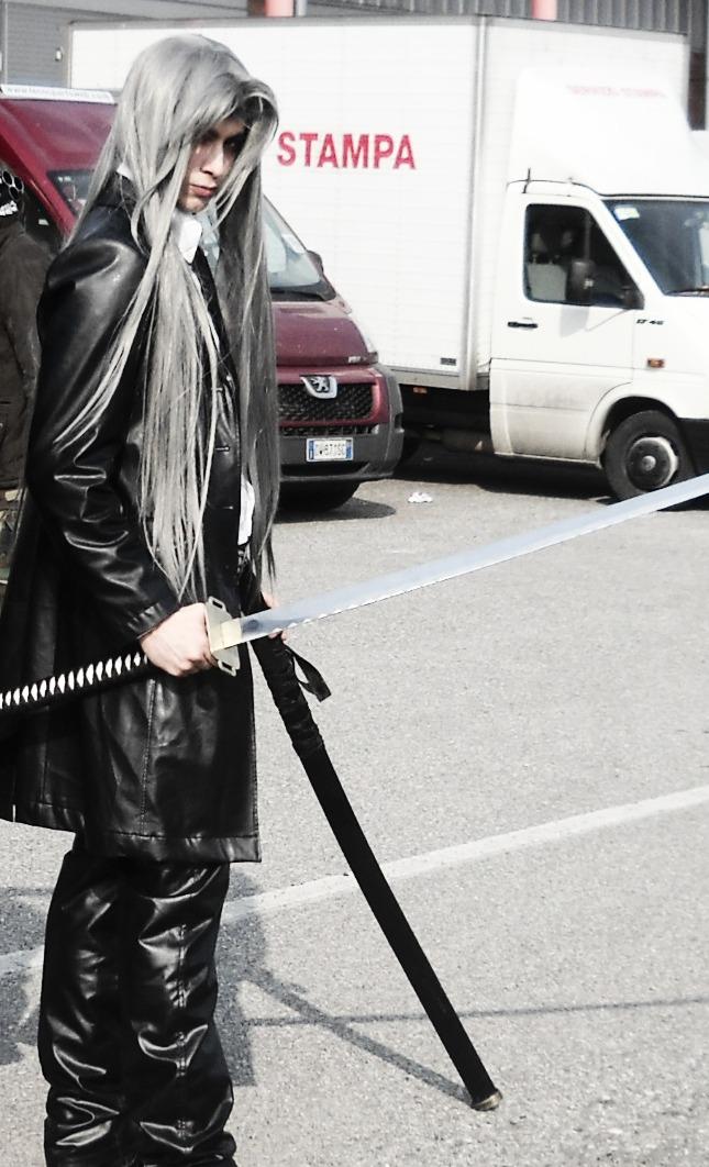 Sephiroth by Seyv1