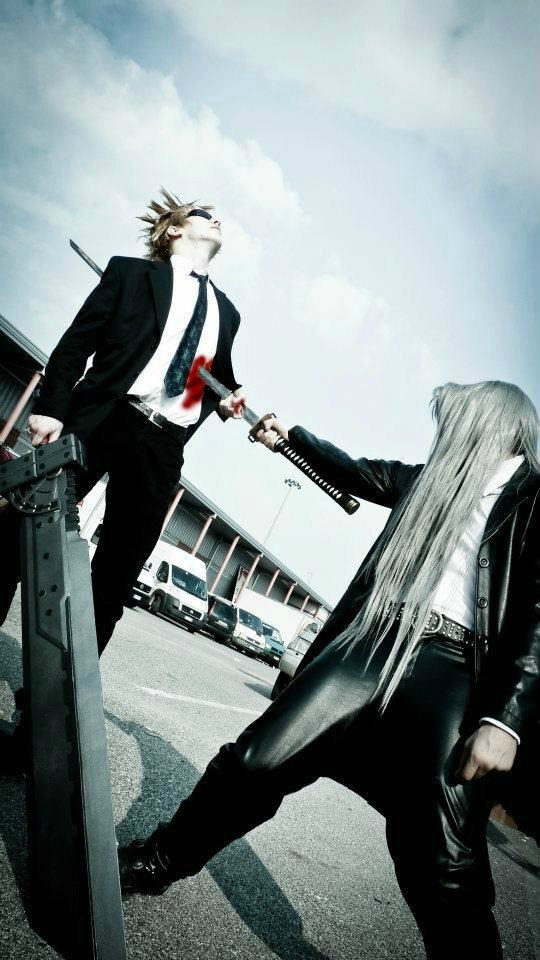 Cloud Killed By Sephiroth by Seyv1