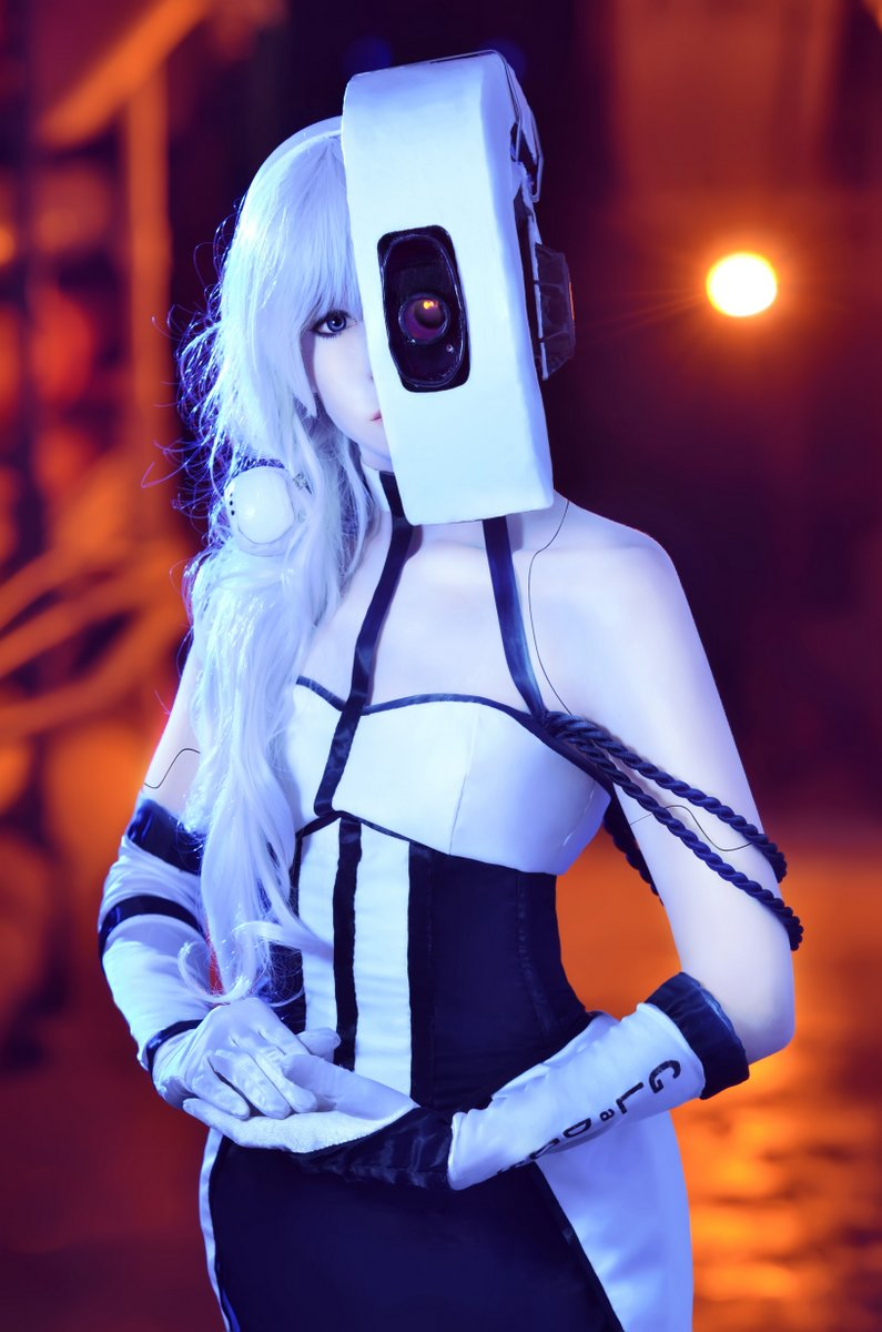 GLaDOS 8 by britthebadger