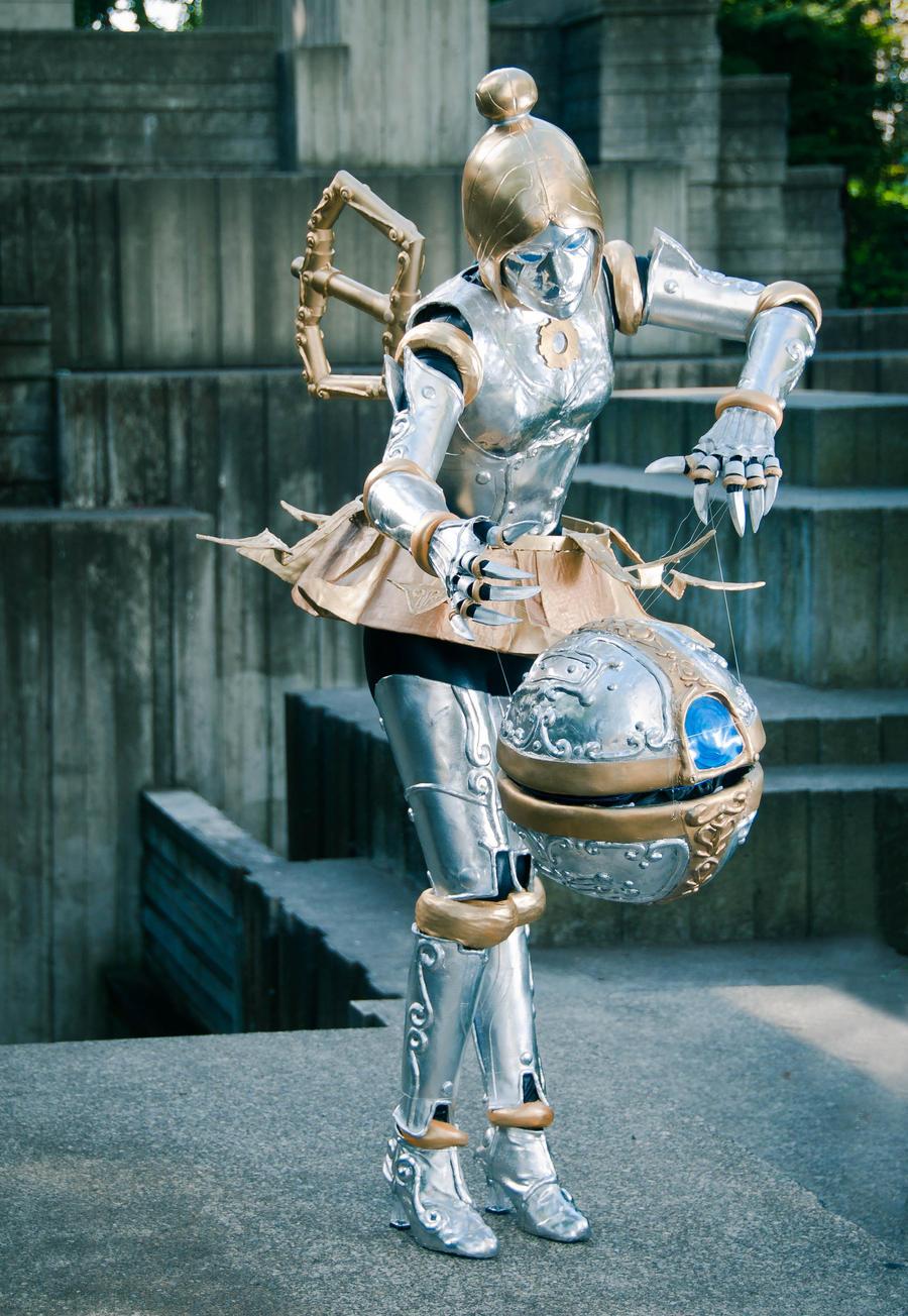 Orianna, The Clockwork Girl 3 by britthebadger